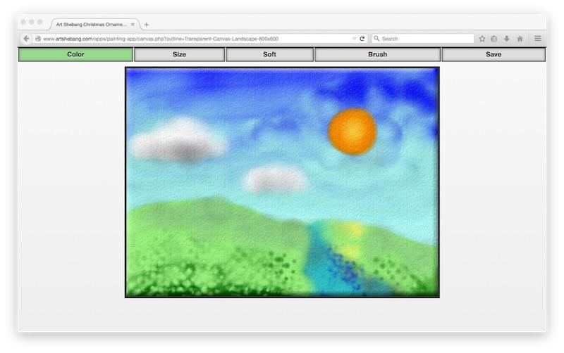 Web Art Apps - Art Shebang